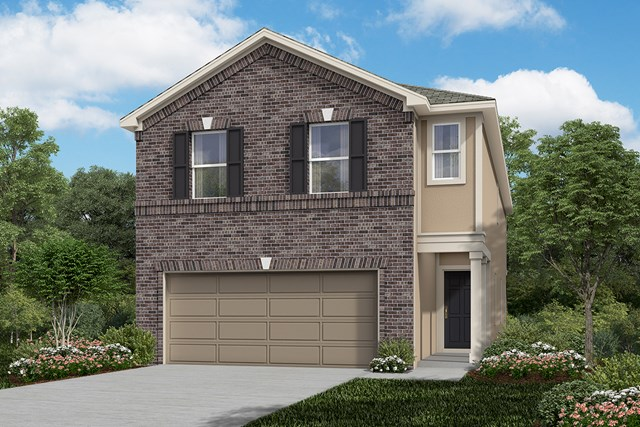 New Homes in San Antonio, TX - The 2315 D