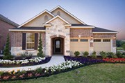 New Homes in Helotes, TX - Plan 2004 Modeled