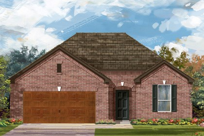 New Homes in Cibolo, TX - Plan 1792 A