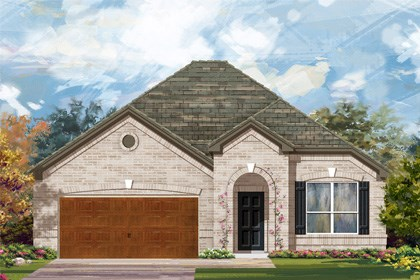 New Homes in Cibolo, TX - Plan 1792 B