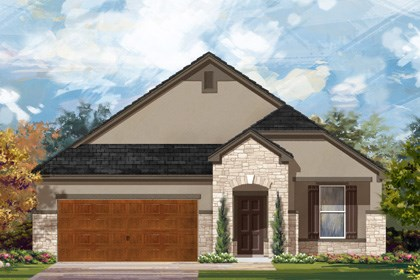 New Homes in Cibolo, TX - Plan 1792 D