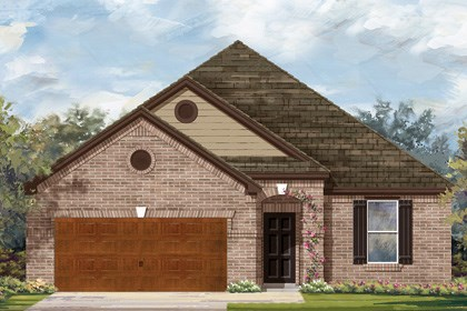 New Homes in Cibolo, TX - Plan 1965 B