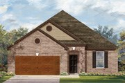 New Homes in Cibolo, TX - Plan 1965