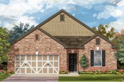 New Homes in Boerne, TX - Plan 1965