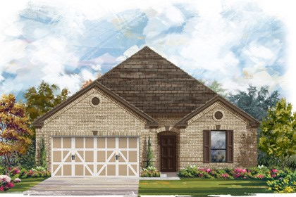 New Homes in Boerne, TX - Classic 2004 A