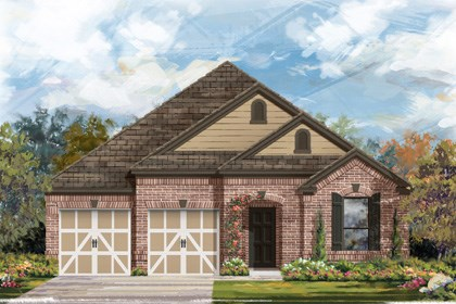 New Homes in Boerne, TX - Classic 2004 B