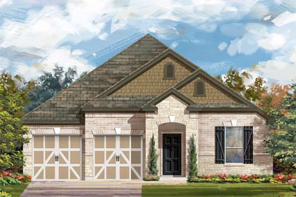 New Homes in Boerne, TX - Classic 2004 C