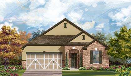 New Homes in Boerne, TX - Classic 2004 D