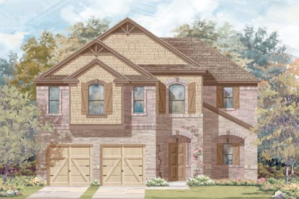New Homes in Converse, TX - Plan 2183 3