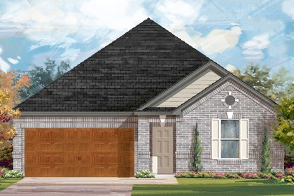 New Homes in Cibolo, TX - Plan 2382 A