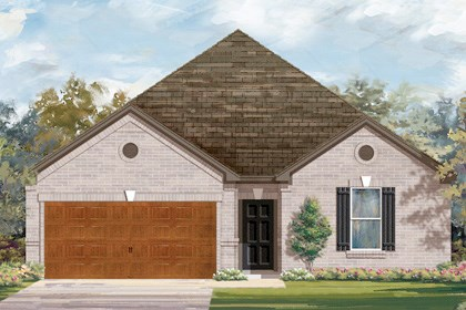New Homes in Cibolo, TX - Plan 2382 B