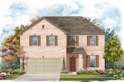 New Homes in Boerne, TX - Plan 2469 A