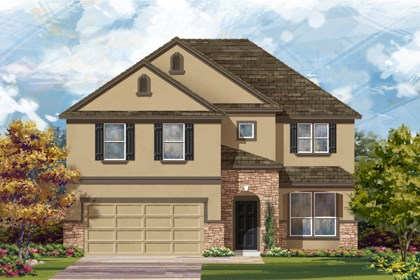 New Homes in Boerne, TX - Plan 2469 D