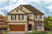 New Homes in Cibolo, TX - Plan 2469