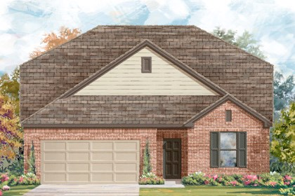 New Homes in Helotes, TX - Plan 2655 A