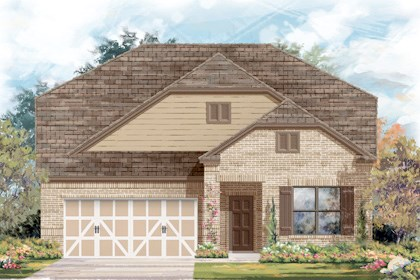New Homes in Boerne, TX - Classic 2655 B