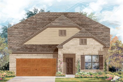 New Homes in Cibolo, TX - Plan 2655 - B
