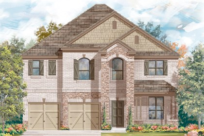 New Homes in San Antonio, TX - Plan 2755 C