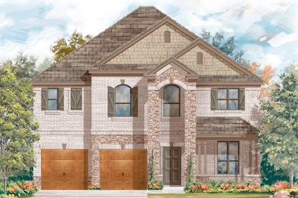 New Homes in Cibolo, TX - Plan 2755 - C