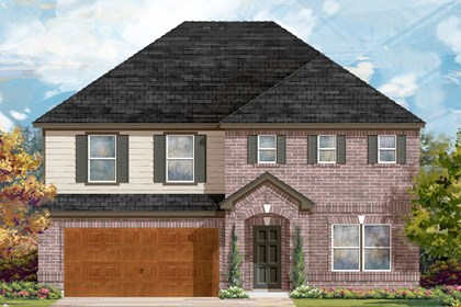 New Homes in Cibolo, TX - Plan 2881 A