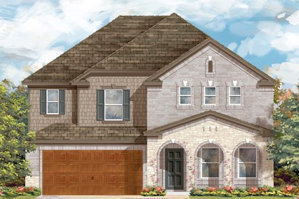 New Homes in Cibolo, TX - Plan 2881 C