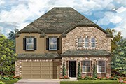 New Homes in Converse, TX - Plan 2881
