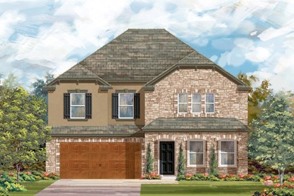 New Homes in Cibolo, TX - Plan 2881 D