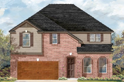 New Homes in Cibolo, TX - Plan 3023 B