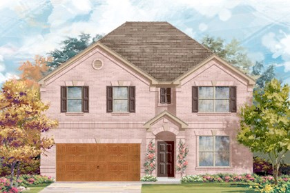 New Homes in Cibolo, TX - Plan 3125 - A