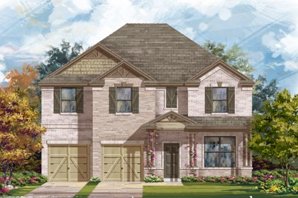 New Homes in Converse, TX - Plan 3125 3