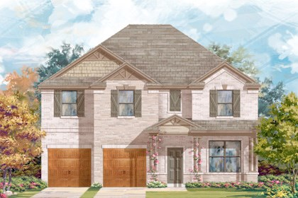New Homes in Cibolo, TX - Plan 3125 - C
