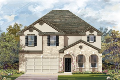 New Homes in Converse, TX - Plan 3125 4