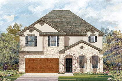 New Homes in Cibolo, TX - Plan 3125 - D