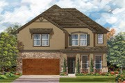 New Homes in Cibolo, TX - Plan 3417