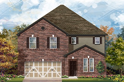New Homes in Boerne, TX - Plan 3475 A