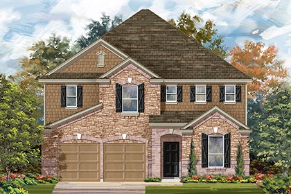 New Homes in San Antonio, TX - Plan 3475 C