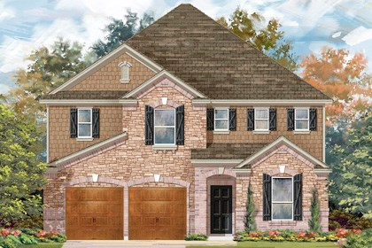 New Homes in Cibolo, TX - Plan 3475 C