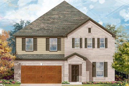 New Homes in Cibolo, TX - Plan 3699 A