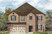 New Homes in Boerne, TX - Plan 3699