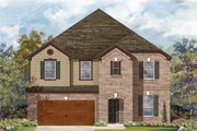 New Homes in Cibolo, TX - Plan 3699