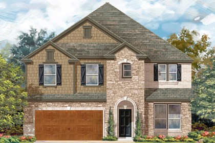 New Homes in Cibolo, TX - Plan 3699 C