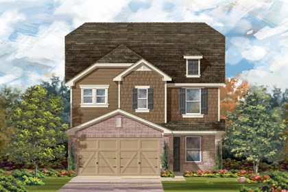 New Homes in San Antonio, TX - The 2411 E