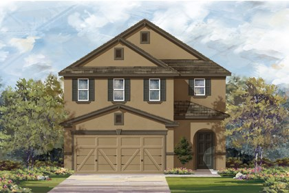 New Homes in San Antonio, TX - The 2604 D