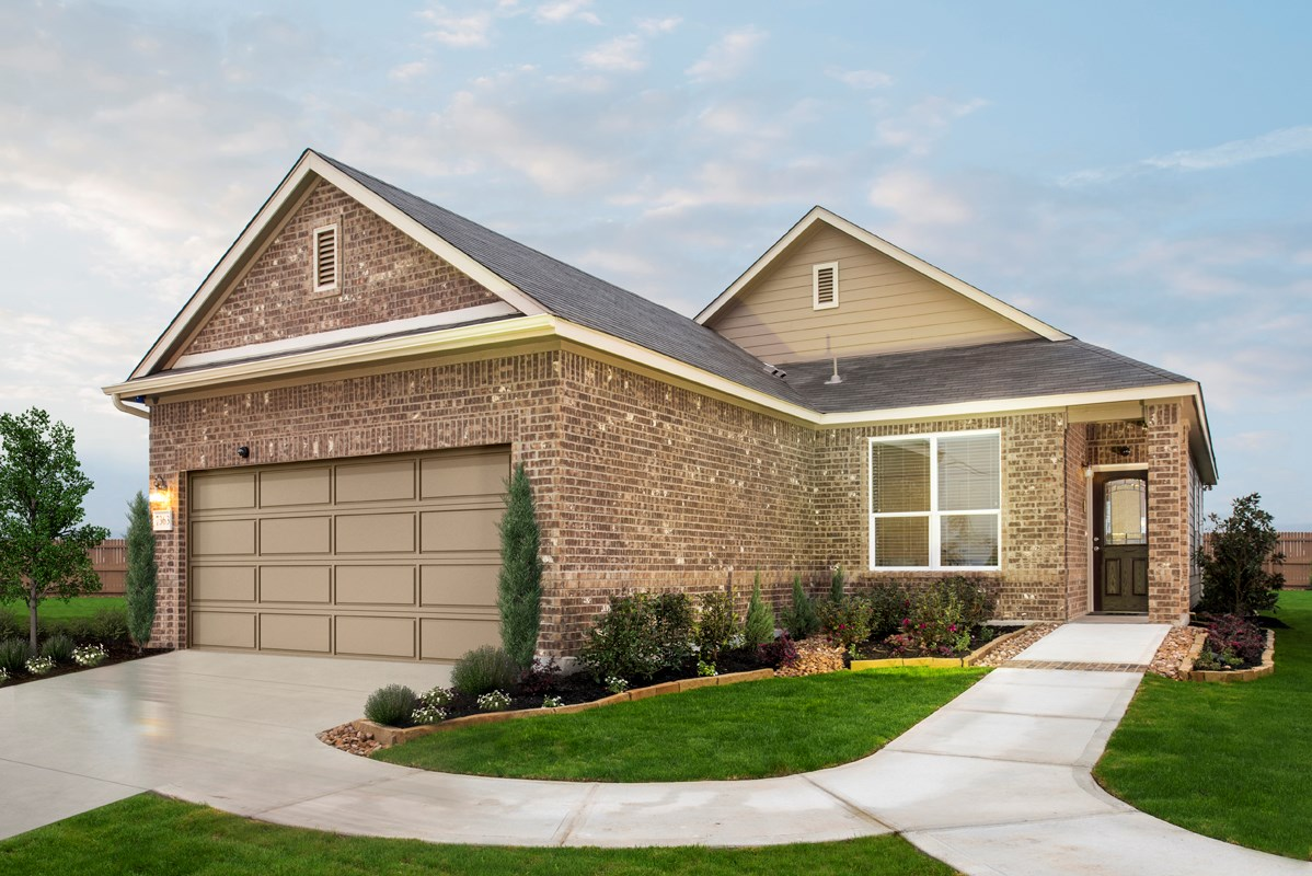 New Homes in San Antonio, TX - Heights at Northeast Crossing The 1516