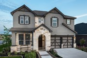 New Homes in San Antonio, TX - Plan 2755 Modeled