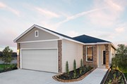 New Homes in San Antonio, TX - Plan 1417 Modeled