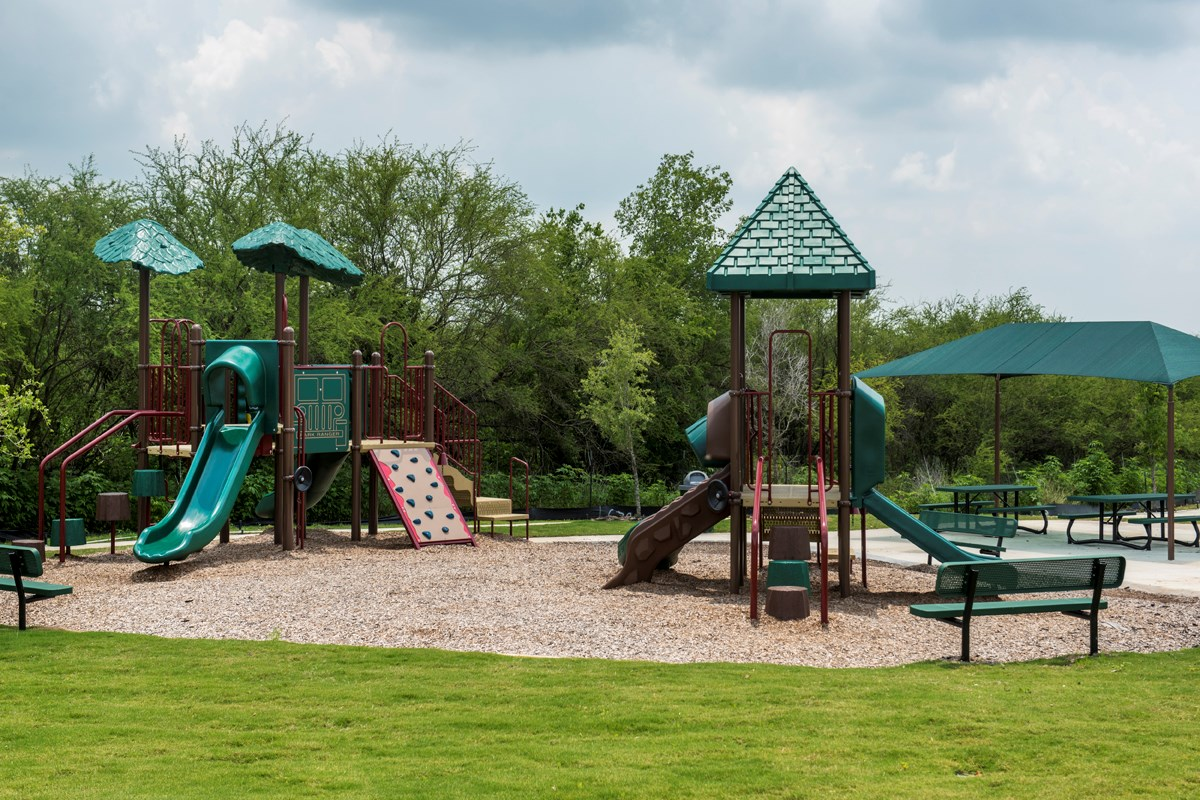 New Homes in San Antonio, TX - Miller Ranch Community Playground