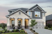 New Homes in Bulverde, TX - Plan 3023