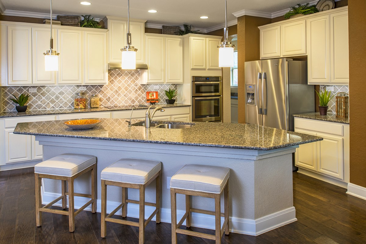 New Homes in Boerne, TX - Mirabel The 3475 Kitchen