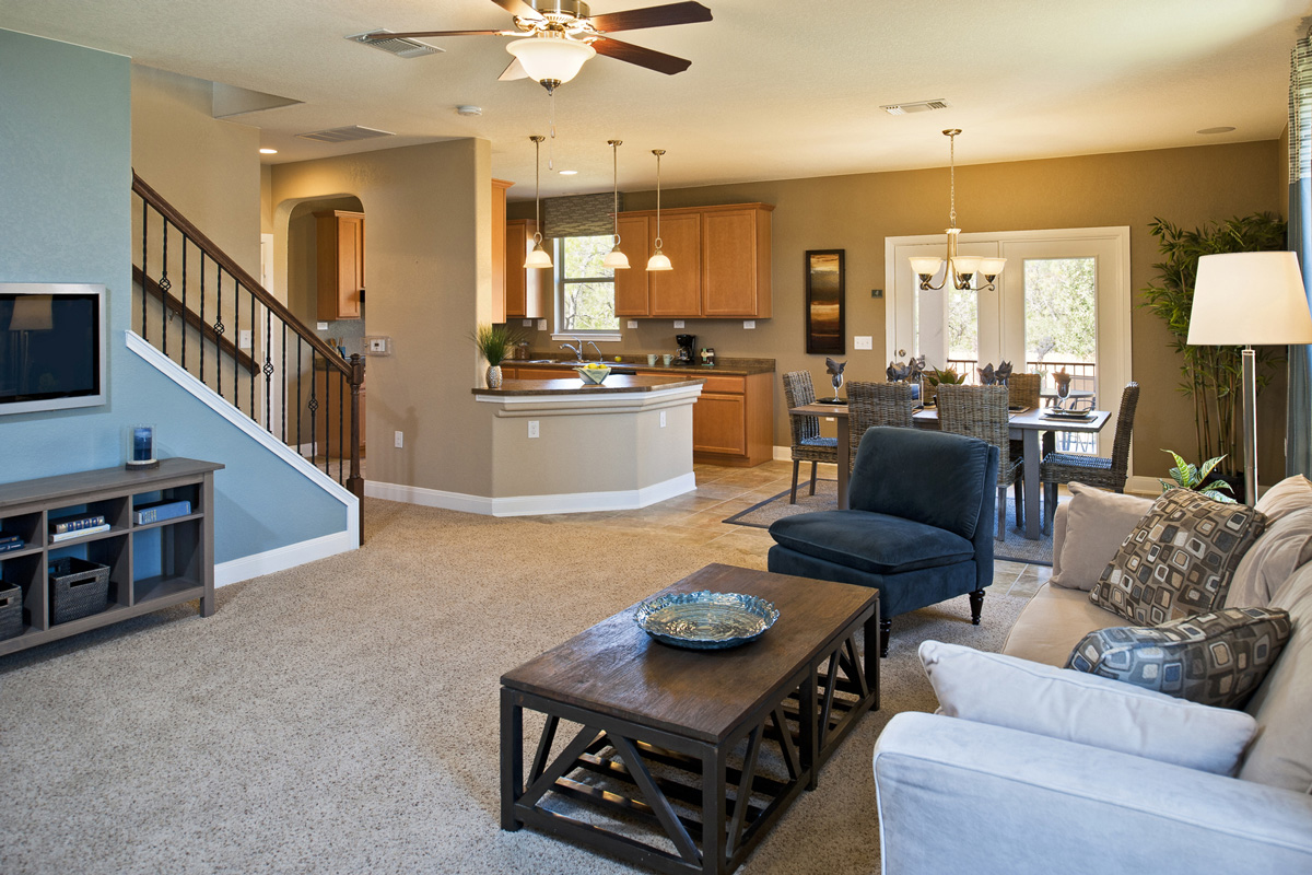 Northeast Crossing Heritage Collection Community San